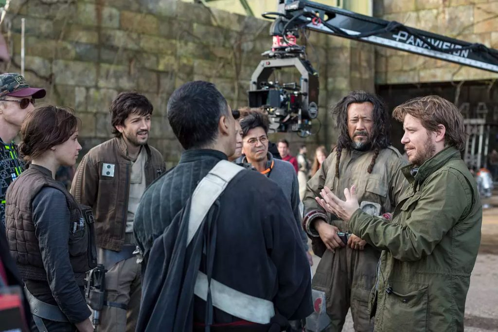 Shooting Rogue One