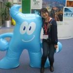 Haibao Mascot + Didi